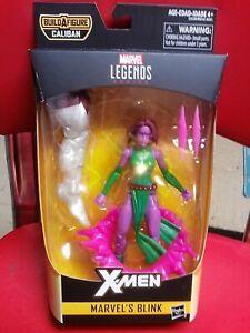 NEW Marvel Legends X-men 6-inch BLINK Action Figure BAF Caliban by Hasbro