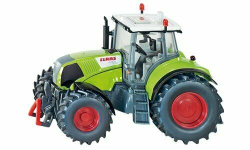 SIKU Pair 3261 CLAAS AXION 850 TRACTOR  AND CLAAS ROTARY MOWER 2265 1 32 SCALE