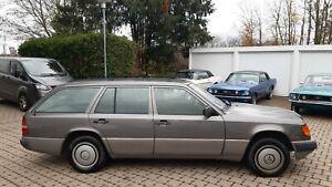 Mercedes-230-TE-Kombi-W124-Aus-1-Hand-Scheckheft-Klima-Ab-1-Euro