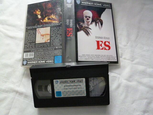 ES  Stephen Kings  FSK frei ab 16 Jahre VHS gebraucht