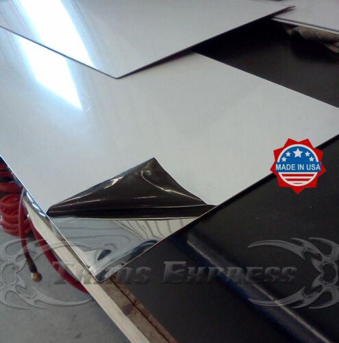 2014-2017 Silverado LTZ Tailgate Molding Trim Overlay Accent Door Cover Rear