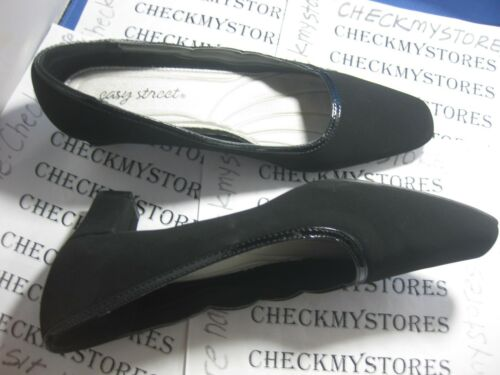 """NEW Easy Street Women/'s /""""TENDER/"""" BLACK COLOR DRESS//CASUAL  PUMPS SHOES"""
