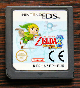 jeux ds zelda phantom hourglass