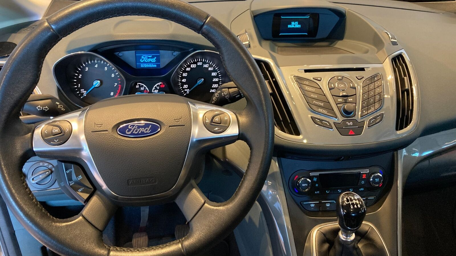 Ford C-MAX 1,0 SCTi 125 Titanium - billede 12