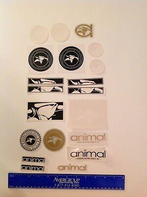 Animal Bikes Bmx bicycle decal sticker pack #5