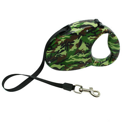 Automatic Dog Leash Retractable Strap Adjustable Rope Extending Small Dog Leash