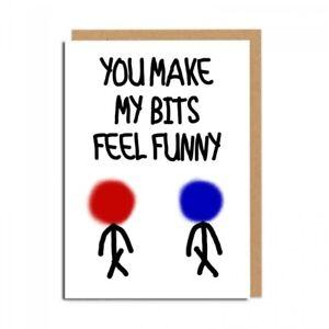 Funny Carte Couple Gay Amour Anniversaire St Valentin Rude Sale Blague Joyeux Anniversaire Ebay