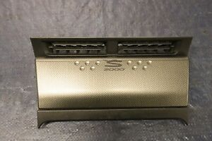 2008-2009-HONDA-S2000-AP2-F22C-2-2L-OEM-CR-EDITION-CENTER-DASHBOARD-RADIO-COVER