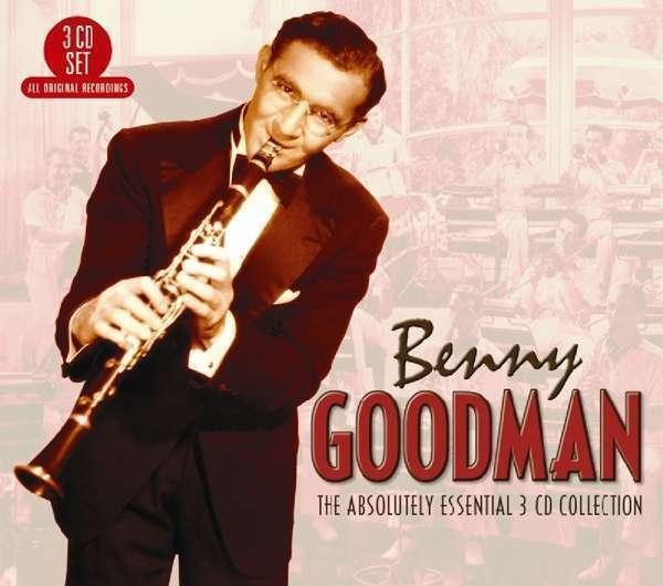 Goodman Benny - Absolutely Essential 3 CD Colección Nuevo CD