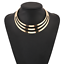 Bohemia-Women-Choker-Chunky-Statement-Bib-Alloy-Charm-Pendant-Necklace-Jewelry thumbnail 34