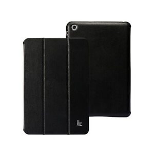 Jisoncase-Newest-Black-Micro-Fiber-Case-Cover-W-O-Seams-For-Apple-New-mini-iPad