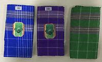 Sarong Mens Pareo Langi Skirt Long Cover Malay Indonesia Bangla Sri Lanka Thai
