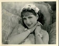 "Norma Shearer Original 8x10"" Photo #J137"