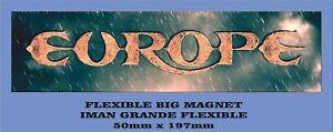 Europe-Bag-of-Bones-FLEXIBLE-BIG-MAGNET-IMAN-GRANDE