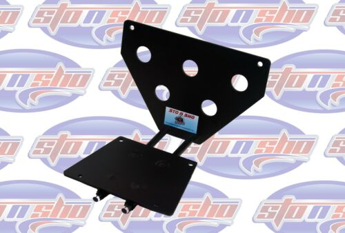 2007-2009 Ford Mustang Shelby GT500 Super Snake Removable License Plate Bracket