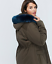 Lane-Bryant-Fur-Trimmed-Parka-14-16-18-20-22-24-26-28-Winter-Jacket-1x-2x-3x-4x thumbnail 4