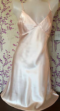 Vintage 50s Style Satin Like Nightdress Nightie Sissy Glamour Lingerie New