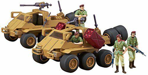 Max Factory FANG OF THE SUN DOUGRAM   Max 06 Armor Model Kit (échelle 1 72)  se hâta de voir