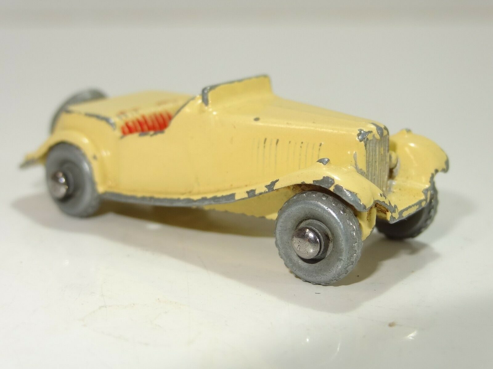 Matchbox lesney 19a MGTD extremely rare SPW (268)