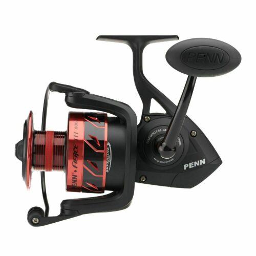 Penn FRCIII1000 Fierce III 1000 Spin RH//LH Frontbremse stationärrolle  1505209