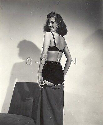 Original Vintage 1940s-60s Nude RP- Panties- Stockings- Oh