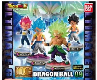 Dragonball Z Super 3/'/' SS Broly UG 09 Gashapon Trading Figure Anime Manga NEW