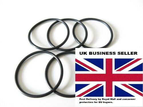 Set di 6 O-ring per Weirauch HW100 riviste