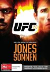 UFC #159 - Jones Vs Sonnen (DVD, 2013, 2-Disc Set)