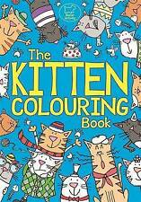 The Kitten Colouring Book by Kimberley Scott (Paperback, 2013)