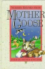 Nursery Rhymes from Mother Goose : Told in Signed English by Harry Bornstein (1972, Hardcover)
