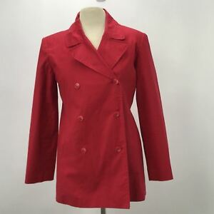 Femme À Small Trench Brothers Brooks Taille Court Coat Pois S Rouge vS1wOTwq