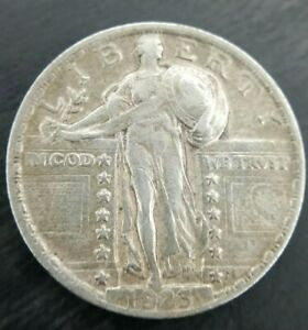 1923-P-Standing-Liberty-Quarter-Extremely-Fine-XF-EF-or-About-Uncirculated-AU