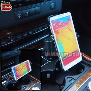 Car-Mount-Holder-USB-Charge-Port-Mobile-Adapter-Fit-Samsung-Galaxy-Note-S-Edge