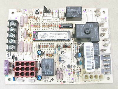 NEW 031-01933-000 OEM York Coleman Luxaire Furnace Control Board 1012-83-9651B
