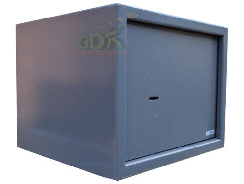 X-D-A X-DEEP /& WIDE AMMUNITION SAFE PISTOL AMMO SAFE GUN AMMO STORAGE