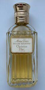 Christian-dior-MISS-DIOR-eau-de-cologne-120-ml-4-fl-oz-VINTAGE