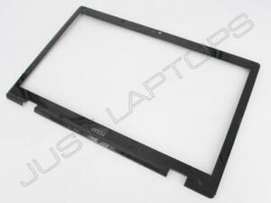 """MSI CR630 15.6 """" Lunetta Schermo LCD Cornice Edge Orlo Surround E2P-684B211-U22"""