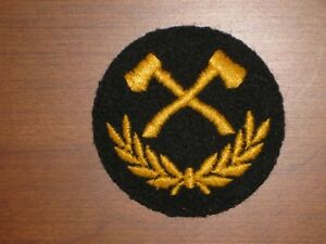 Details about Canadian Army Trade Badge Trade Group 2 Infantry Pioneer DEU