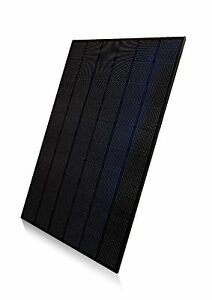 lg electronics 320w neon monocrystalline solar pv panel black lg320n1k a5 ebay. Black Bedroom Furniture Sets. Home Design Ideas