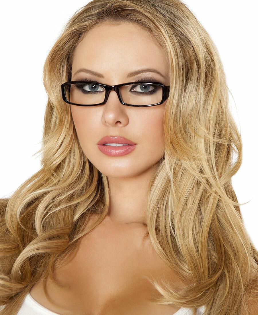 Sexy Secretary Glasses - Roma Costume G103