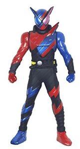 BANDAI Kamen Rider Build Rider Hero Series 8 Fire Hedgehog Form Figure Toy