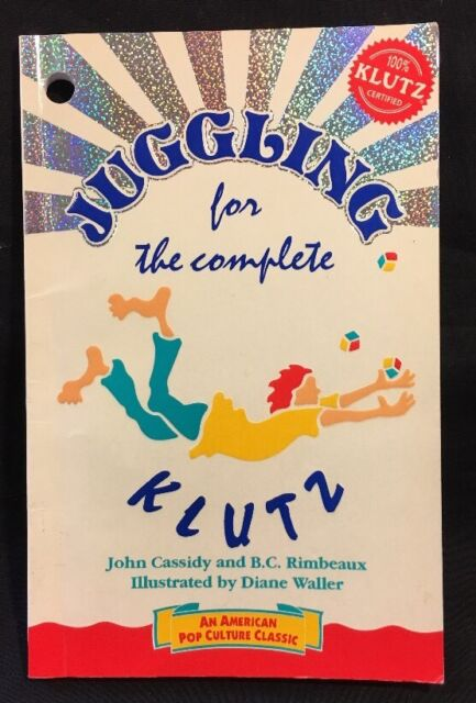 Juggling by B. C. Rimbeaux and John Cassidy (1994, Spiral / Toy; Plush; Doll, R…