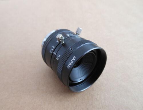 Navitar lente 12mm nmv-1214/f1.4/Machine Vision lens/nuevo/en el embalaje original