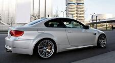 BMW E92 E93 3-Series ABS Euro Rear Trunk Spoiler Lip Wing Sport Trim Lid M M3