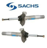 Bmw E65 E66 745i 745li 750i Pair Set Of 2 Front Shock Strut Abosorbers Suchs