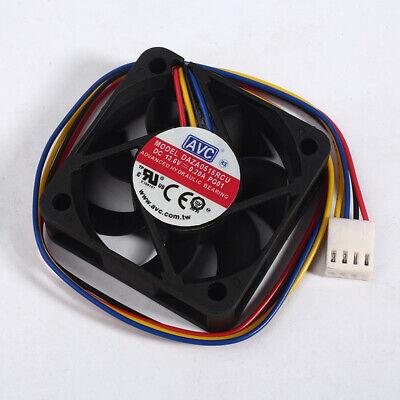 for AVC 5015 DAZA0515RCU DC13.6V 0.20A 5cm 50*15mm waterproof silent fan