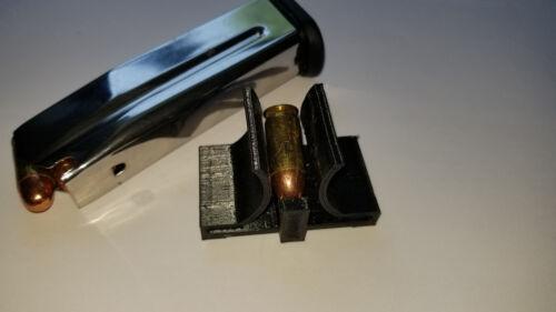 ROCK/&LOAD Speed Loader  Sig Sauer P938 9mm  ** BLACK ** Speedloader