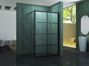 Duschwand-LOFT-10mm-Glas-Duschtrennwand-Duschabtrennung-Walk-In-Dusche