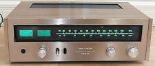 Vintage Onkyo t-4055 Solid State AM/FM estéreo sintonizador rar