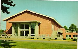 Vintage Postcard - Mitchell College New London Un-Posted Connecticut CT  #1979